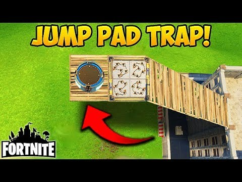 FAKE LAUNCH PAD TRAP Fortnite Funny Fails and WTF Moments 139 Daily Moments