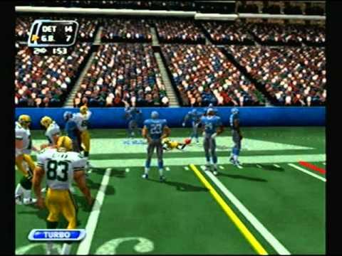 Xxx Mp4 NFL Blitz 2003 Green Bay Packers At Detroit Lions 1st Half 3gp Sex