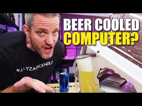 Xxx Mp4 We Watercooled A Computer With BEER DID IT WORK 3gp Sex