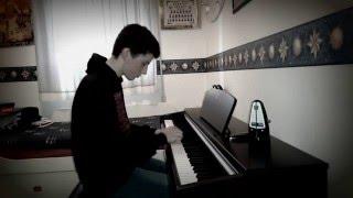 Comptine d'un autre été - Amelie (Piano Cover)