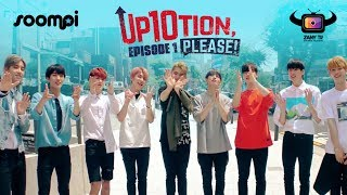 UP10TION, Please! [EPISODE 1]