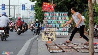 Chung Tay Cảnh Giác | Cảnh giác chiêu trộm tài sản ở quán nước ven đường