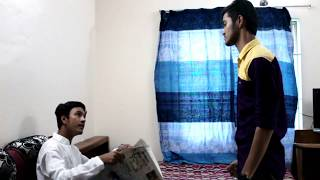 Kipta Bap - Bangla Funny Video - কিপটা বাপ - বাংলা মজার ভিডিও - AkaimmaProduction