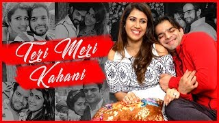 Karan Patel & Ankita Bhargava Love Story | Yeh Hai Mohabbatein