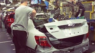 Toyota Camry Production