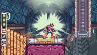 Megaman Zero 4 GBA Walkthrough Part 1
