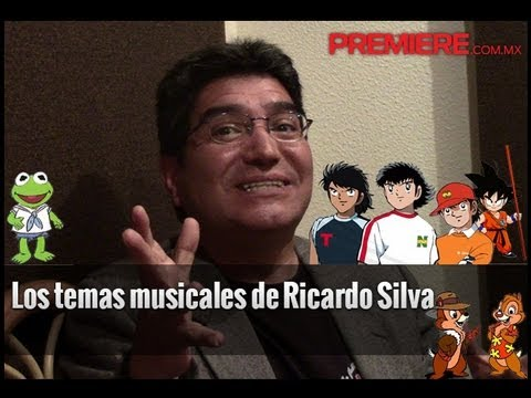 Los temas musicales de Ricardo Silva