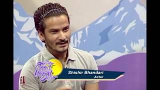 Interveiw With Actor  Shishir Bhandari By Shobha Tripathi