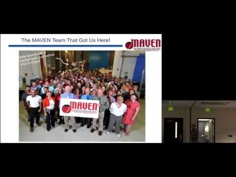 Bruce Jakosky—Early Results from MAVEN