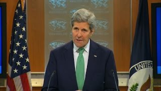 Kerry: Islamic State in 'genocide' against Christians, Shiites