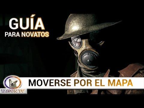 Battlefield 1 Como moverte por el