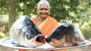 How To Make Fish Curry || Spicy Masala Fish Recipe || Grandma Food Network
