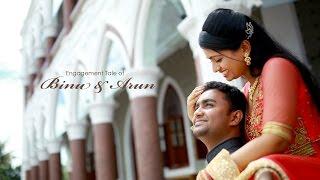 Kerala Christian Engagement Highlights of Arun - Binu by R media fotos