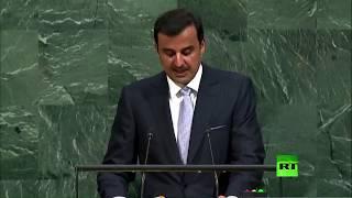 كلمة وزير الخارجية الأردني في الدورة الـ 72 للجمعية العامة للأمم المتحدة