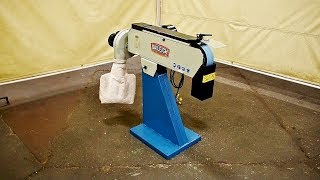 Baileigh 4 HP Belt Sander Model BG-379
