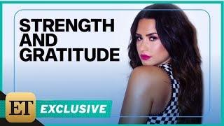 EXCLUSIVE: Demi Lovato on the