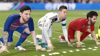 FIFA 19 PACE/SPEED TEST   WHO IS THE FASTEST PLAYER IN THE GAME??