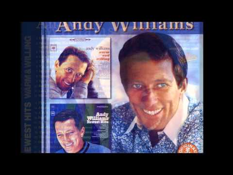 Andy Williams compilation album      And Roses and Roses   1966