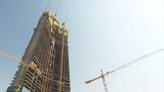 Dette skal bli verdens høyeste bygning