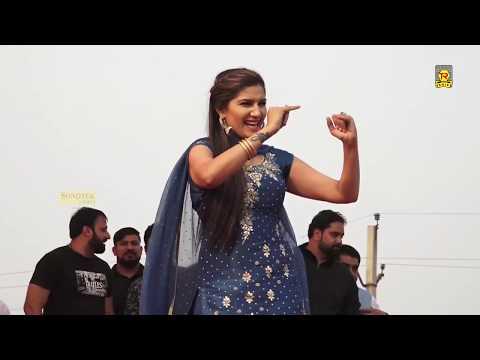 Sapna Chaudhary New Song In Delhi | It's A Very Nice Song Of Sapna | Tere Nazar Lag Jaagi Haryanvi