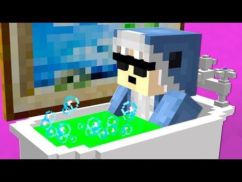 Minecraft 5 SECRETS ABOUT SHARK