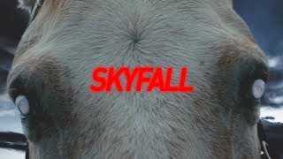 Travis Scott - Skyfall ft. Young Thug (Music Video)