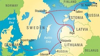 Trick To Remember Countries Surrounding BALTIC Sea