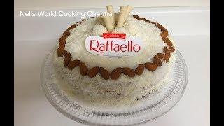 Raffaello Cake - Տորթ Ռաֆֆաելլո - Տորթ Ռաֆաելո - Торт Рафаэлло - Tort Rafaello