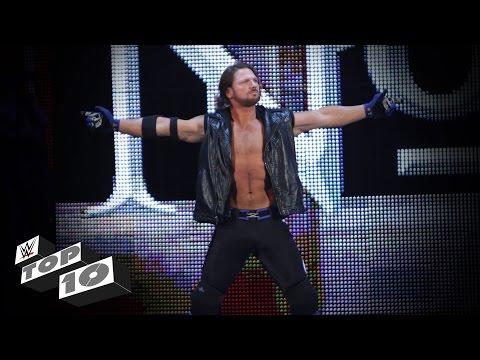 Xxx Mp4 Most Memorable Debuts Of 2016 WWE Top 10 3gp Sex