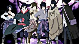 Sasuke Uchiha - All Forms (Naruto,Naruto Shippuden,Naruto The Last, Naruto Gaiden, Boruto Movie