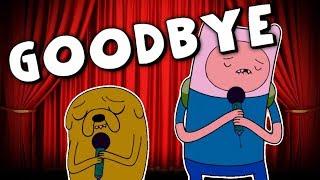 Adventure Time is Ending Very Soon