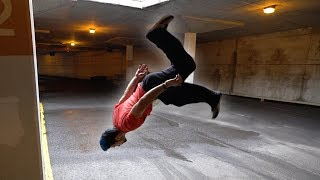 Parkour and Freerunning - Amazing Tricks
