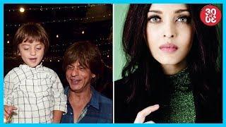 AbRam Thinks Big B Is SRK's Papa, Aishwarya Rai's Noble Gesture