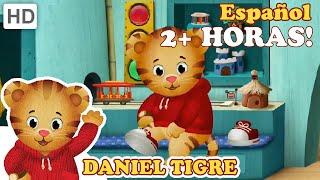 Daniel Tigre en Español - 2 Horas de Daniel Tigre Compilación (Episodios Completos en HD)