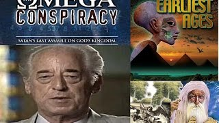 The Omega Conspiracy Interview - Dr I .D .E  Thomas