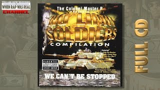 No Limit Soldiers Compilation - We Can't Be Stopped [Full Album] Cd Quality