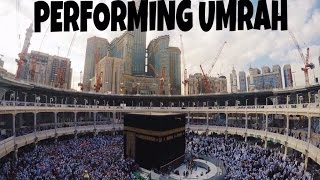 PERFORMING UMRAH | TRAVELVLOG