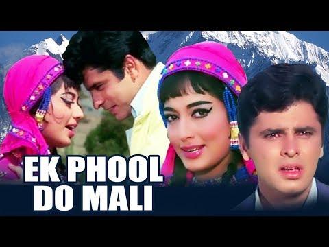 Ek Phool Do Mali | Full Movie | Sanjay Khan | Sadhana Shivdasani | Superhit Hindi Movie