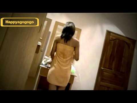 Pattaya Bar Girl In My Room