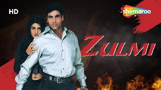 Zulmi - Hindi Full Movie - Akshay Kumar - Twinkle Khanna - (With Eng Subtitles)
