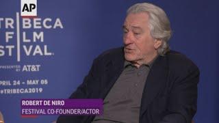 De Niro on Trump's America: 'It's a dire situation'
