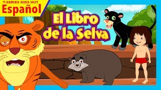El Libro de la Selva - película completa (HD)