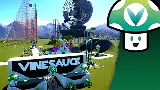 [Vinesauce] Vinny - Planet Coaster: VinesauceLand