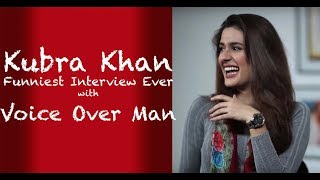 Good Question with Voice Over Man featuring Kubra Khan - Episode 3