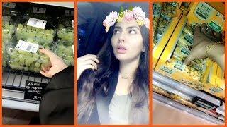 شاهد كيف تتسوق مريم حسين ! وتشتري بلا وعي