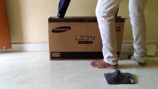 Samsung 24-inch LED TV Unboxing