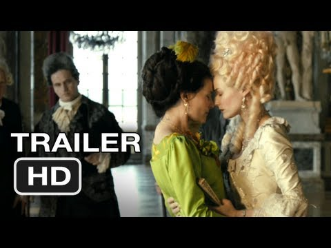 Farewell My Queen Official Trailer 1 2012 Lea Seydoux Diane Kruger Movie HD