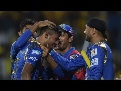 IPL 8 MI vs CSK: Hardik Pandya's 3 sixes stuns CSK