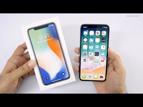 Xxx Mp4 IPhone X Unboxing Hands On Overview 256 GB Indian Unit 3gp Sex