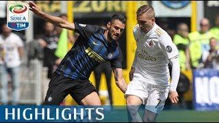 Inter - Milan 2-2 - Highlights - Giornata 32 - Serie A TIM 2016/17